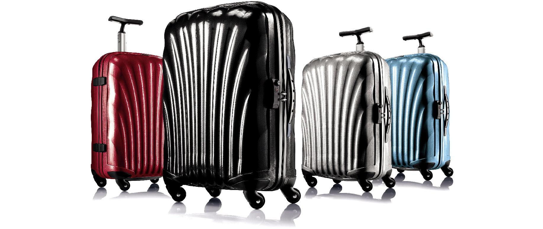 Samsonite Luggages